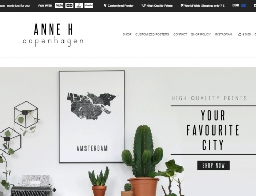 Anne H Copenhagen