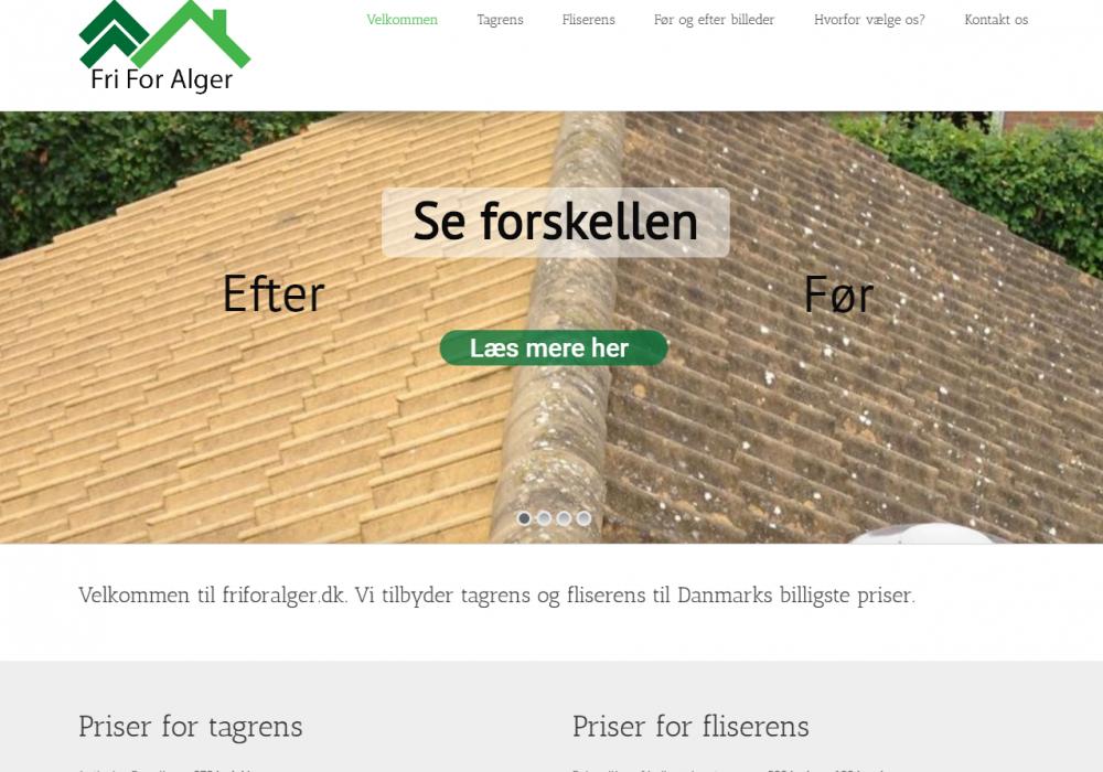 Friforalger.dk