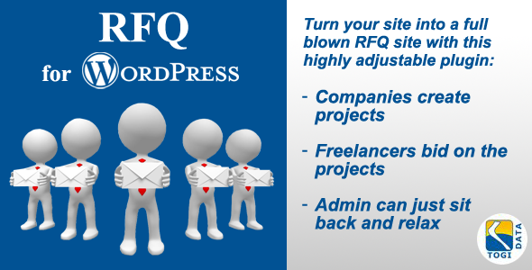 RFQ til WordPress