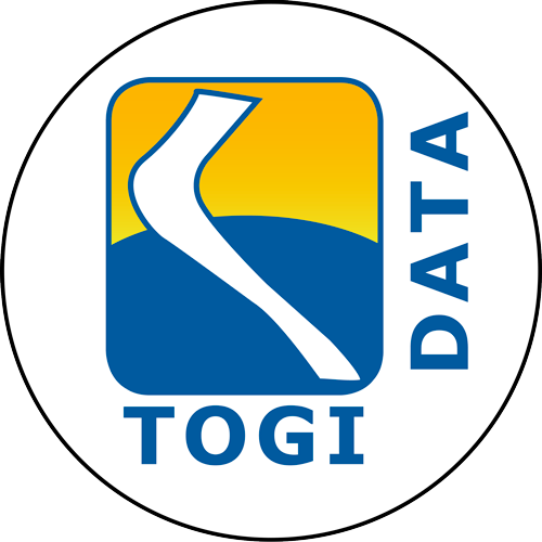Togi Data ApS Retina Logo