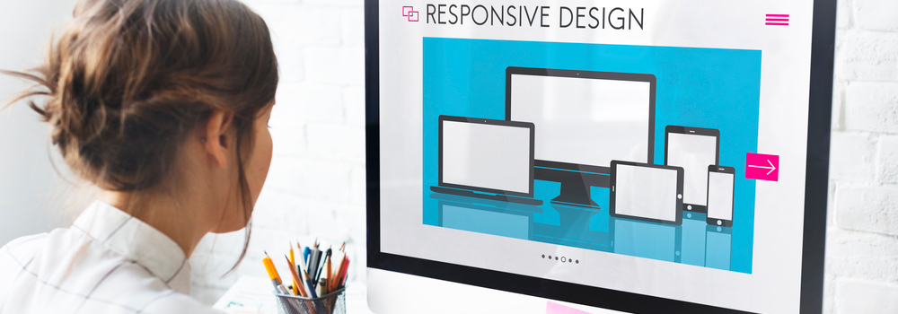 Responsive Design Mobilvenlig Design