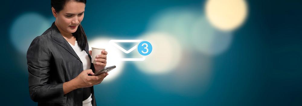 email Konti WordPress TOGI Data