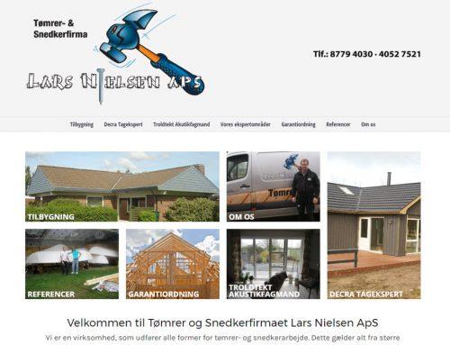 Snedker- og Tømrerfirma Lars Nielsen ApS