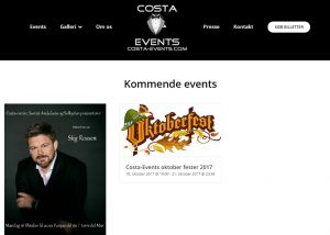 Costa Events