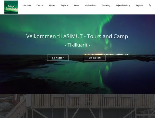 Asimut – Tours and Camp