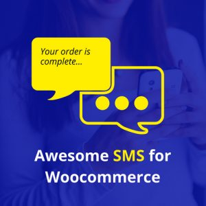 Awesome SMS for Woocommerce